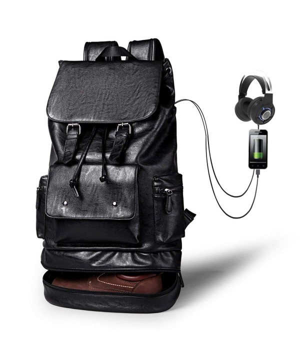 Backpack Waterproof Capacity Computer Compartm