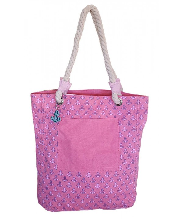 Medium Turtle Print Beach Tote