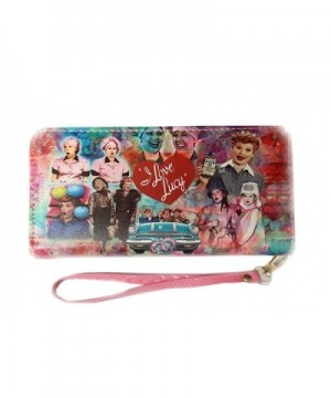 Love Lucy Colorful Collage Closure