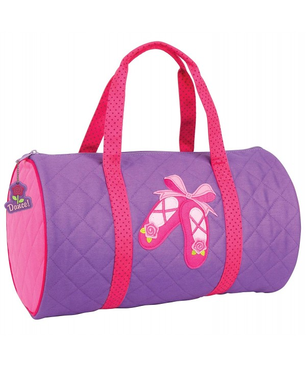 Stephen Joseph Quilted Duffle Ballet
