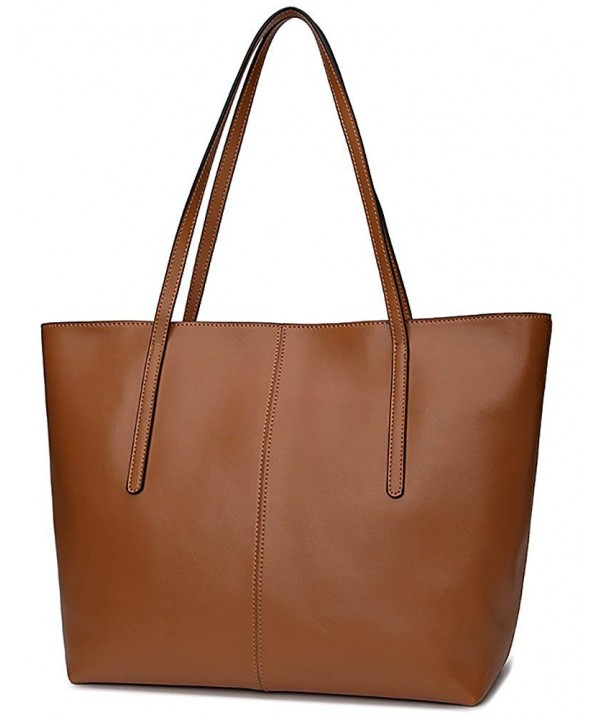 Ilishop Leather Handbag Women Shoulder