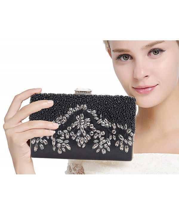 Pulama Evening Handbag Occasion Crystal