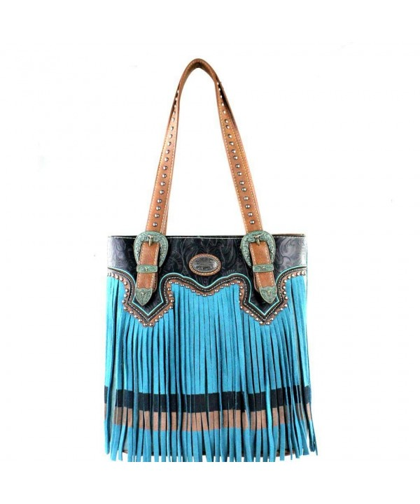 MW335g 8558 Montana West Collection Bag Turquoise