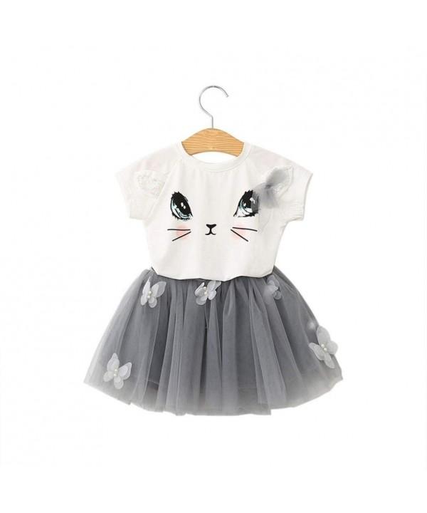 Hemlock Shirt Skirt Toddler Girls