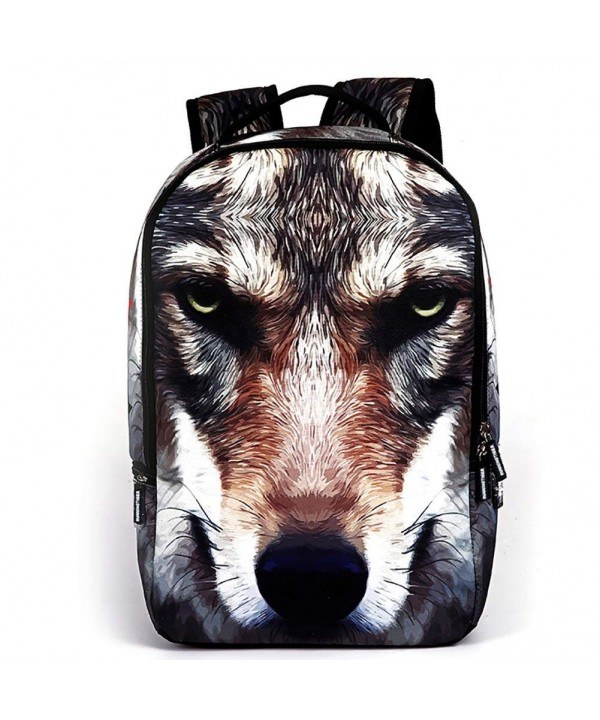 ETIAL Resistant Backpack Daypack Wolf 01
