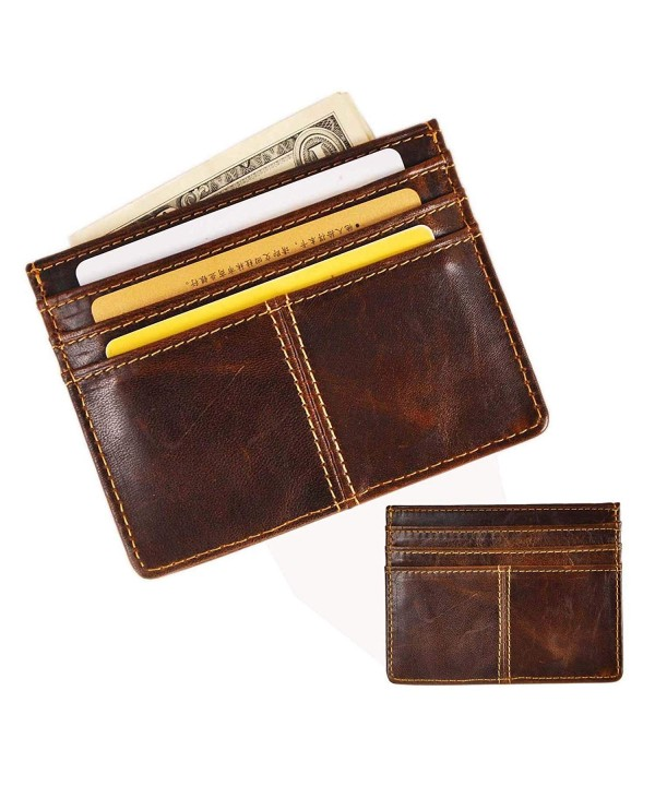 Leaokuu Genuine Leather Holder W1078