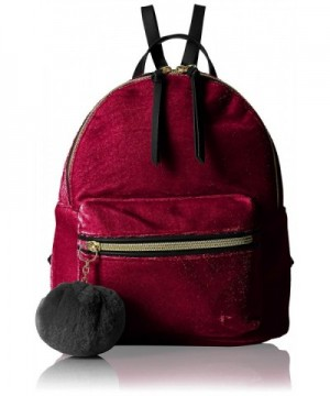 T Shirt Jeans Velvet Back Pack