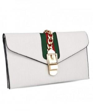 Designer Evening Envelope Clutch Wristlet