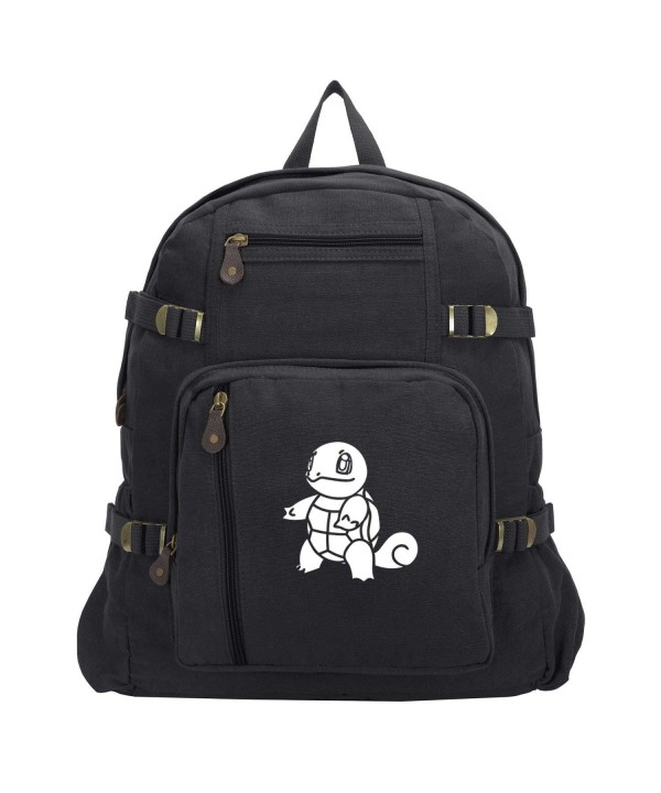 Squirtle Sport Heavyweight Canvas Backpack