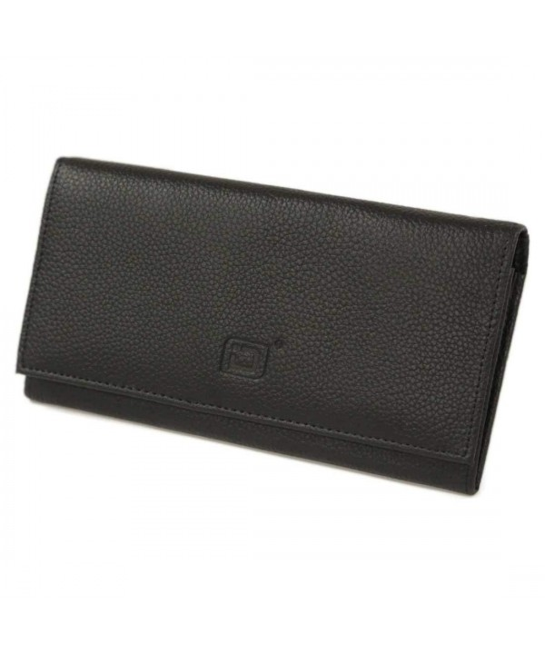 RFID Wallet Ladies Clutch Pickpocketing