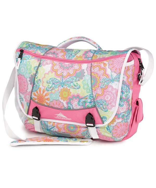 High Sierra Tank Messenger Pink