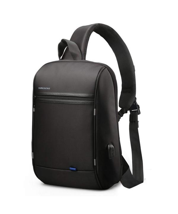 Shoulder Backpack Waterproof Coss body Charging