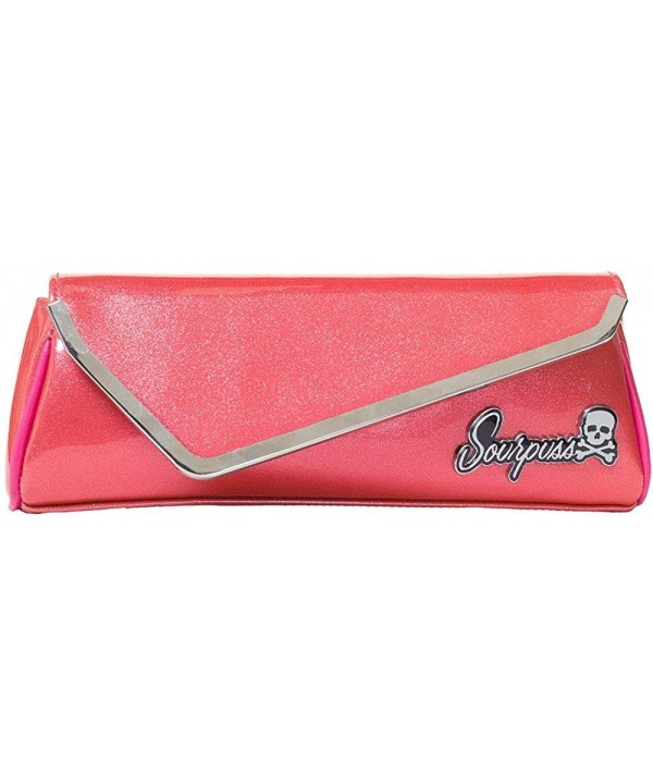 Sourpuss Sparkle Party Clutch Rockabilly
