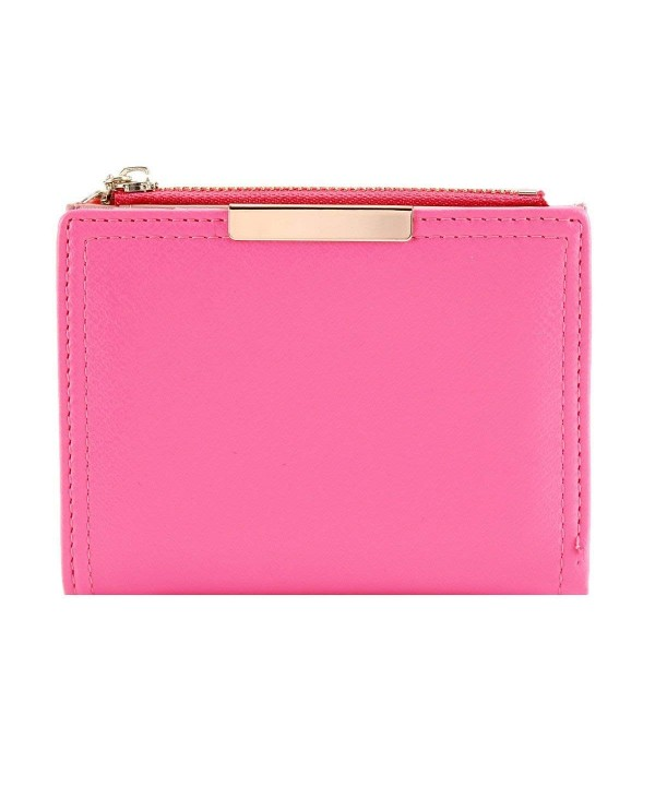 Damara Women Bifold Leather Change