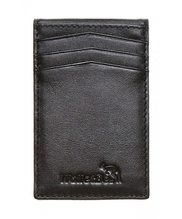 WalletBe Front Pocket Wallet Inner