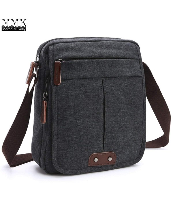 Bag Lightweight Bag Fashionable Functional Multi pocket MG 8842 BLACK