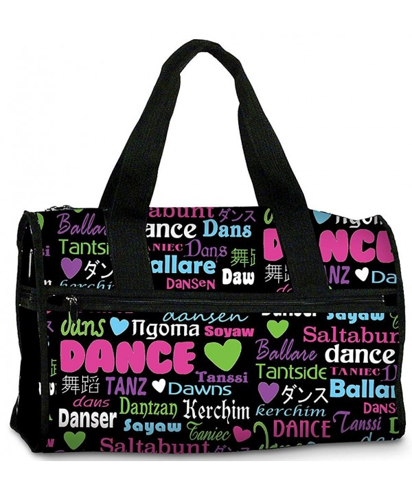 DanceNwear B Dancer International Duffel