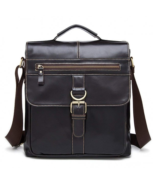 Stepack Vintage Genuine Messenger Shoulder