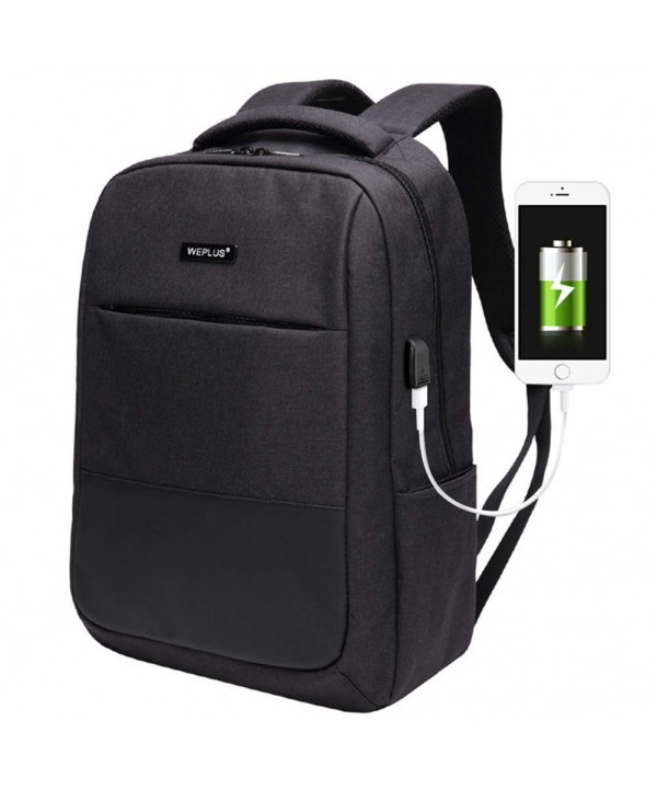 WEPLUS Business Laptop Backpack Charging