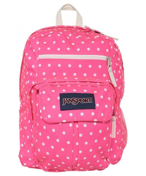 JanSport Digital Student Backpack Fluorescent