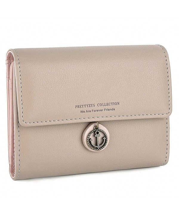 UTO Womens Wallet Leather Organizer