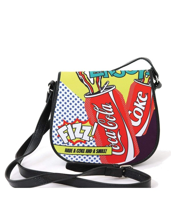 Officially Licensed Coca Cola Shoulder Crossbody