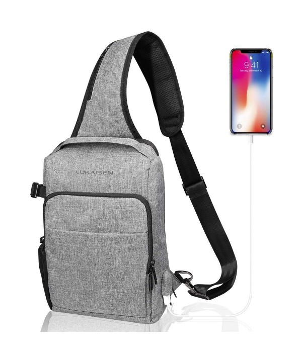 Shoulder Backpack Chest Crossbody Bag