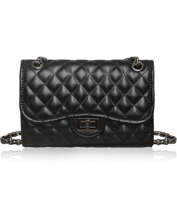 Solarfun Classic Crossbody Shoulder Quilted