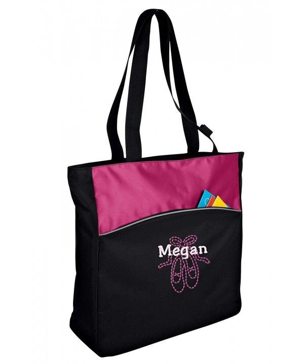 Two Tone Colorblock Company Personalized Shoulder