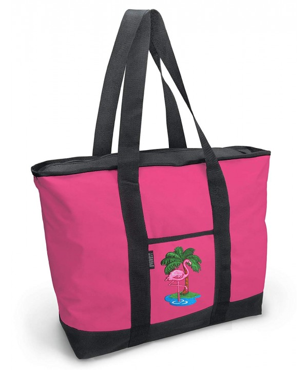 Cute Flamingo Flamingos Totes Women