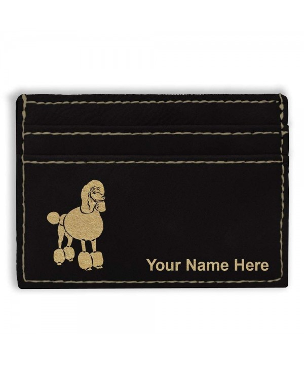 Wallet French Personalized Engraving Included