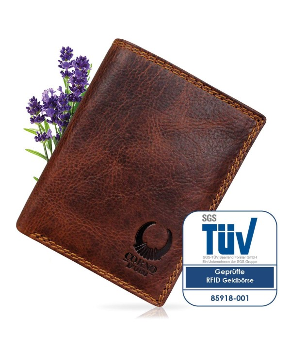 Genuine Leather Handmade Corno dro