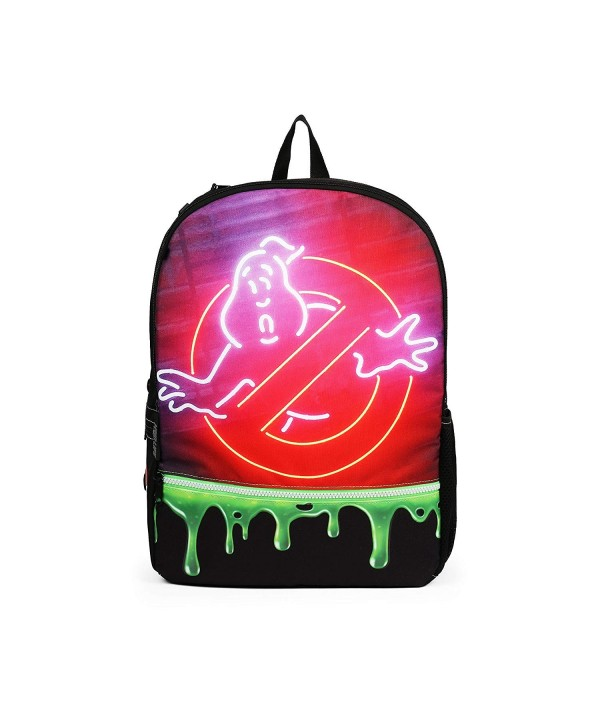 Ghostbusters Slime Fashion Green Backpack