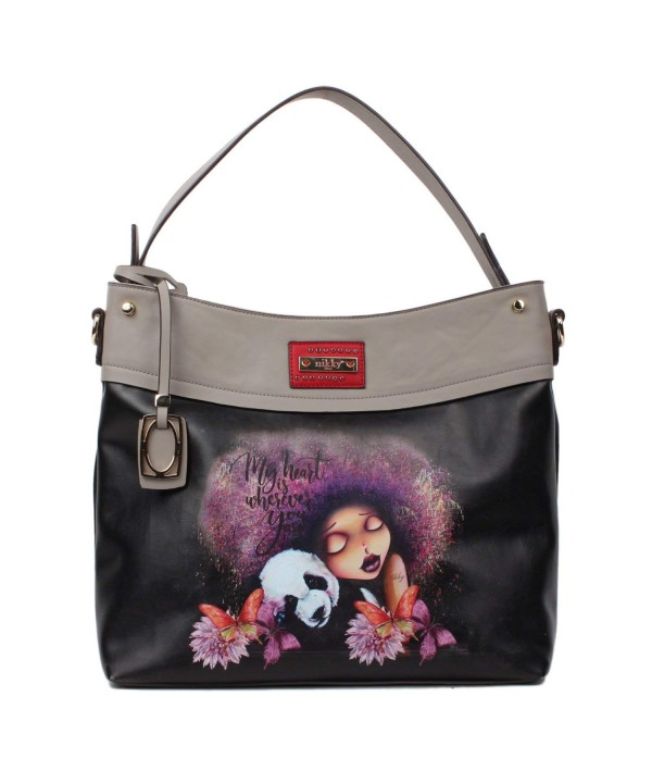 Nikky Nicole Lee Hobo Bag