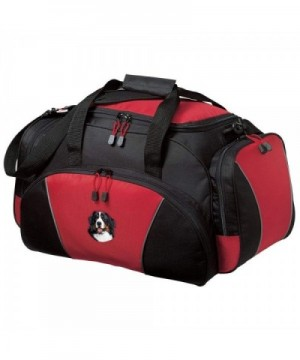Cherrybrook Breed Embroidered Duffel Bags
