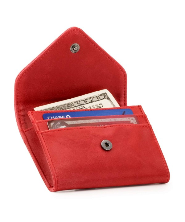 OTTO Leather Coin Credit Organizer