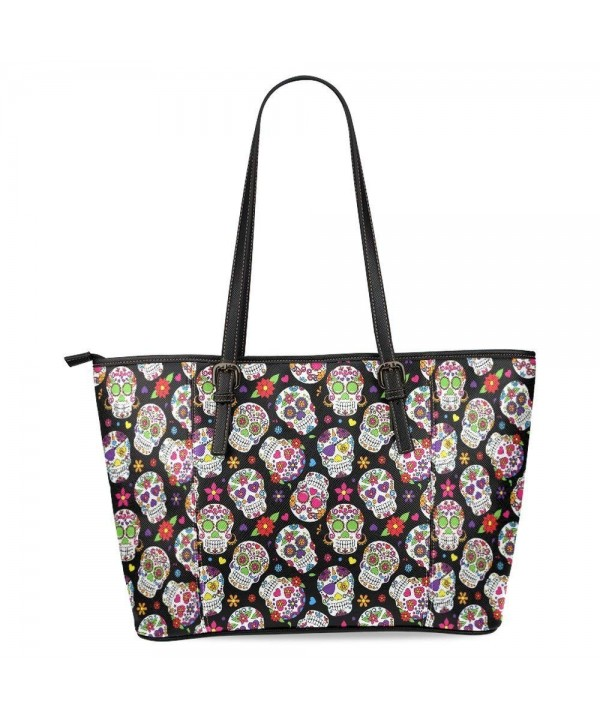 InterestPrint Womens Leather Shoulder Handbags