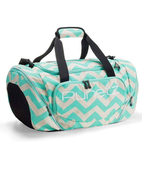 Runetz Duffle Pocket Travel compartment