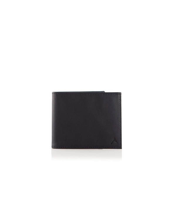 Mule Leather Lookout Wallet Black