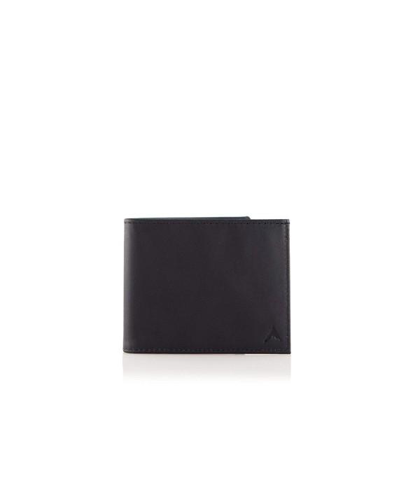 Mule Leather Lookout Wallet Black