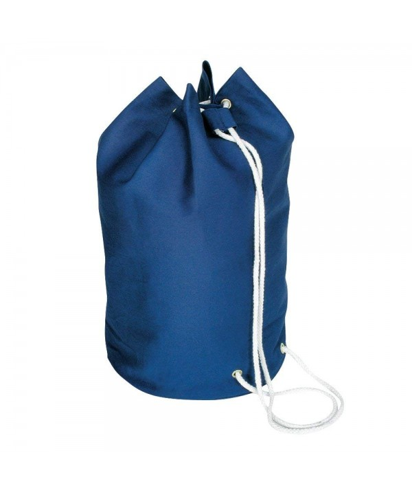 Cotton Drawstring Sailor Bag Canvas