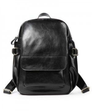 DoDoLove Leather Backpack Rucksack Fashion