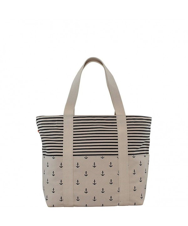CB Station Carryall Tote Navy