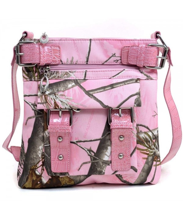 Realtree Cross Messenger Womens Shoulder
