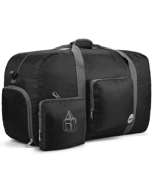 WANDF Foldable Travel Luggage Resistant