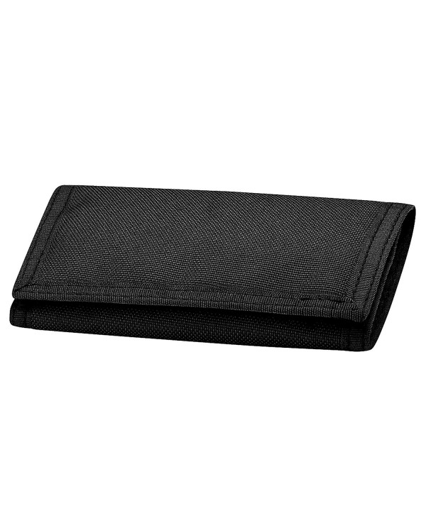 Bagbase Ripper Wallet Size Black