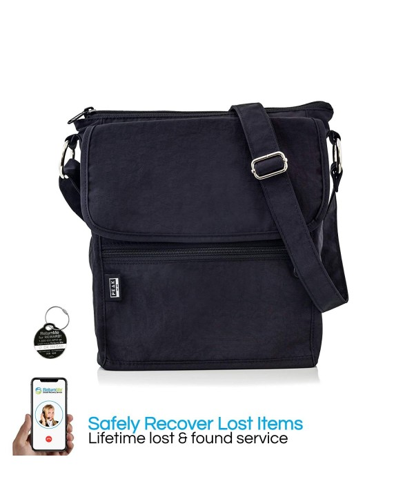 Travel Crossbody Purse Hidden Lifetime