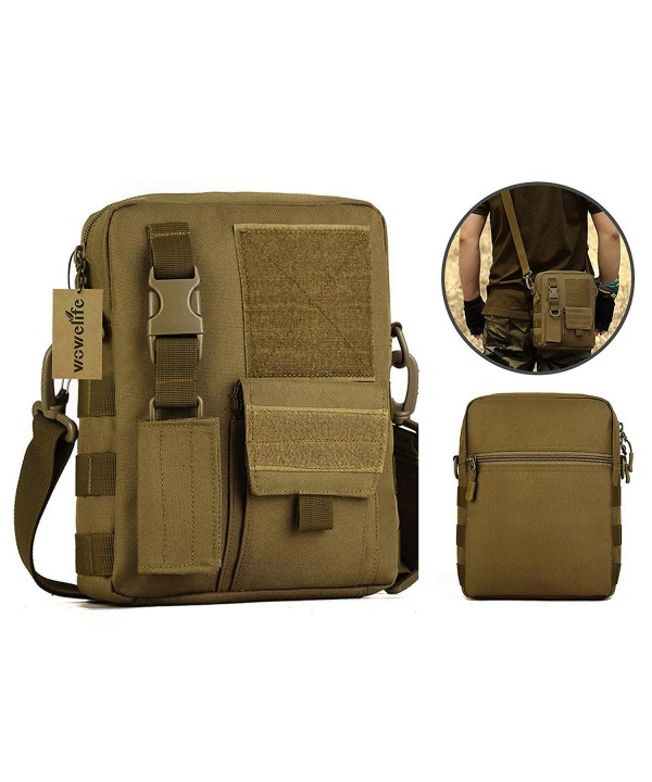 Wowelife Messenger Tactical Crossbody Traveling
