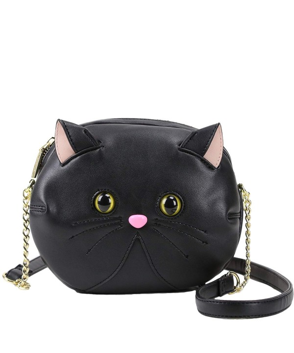 Darlings Lovly Kitty Cross Body Purse