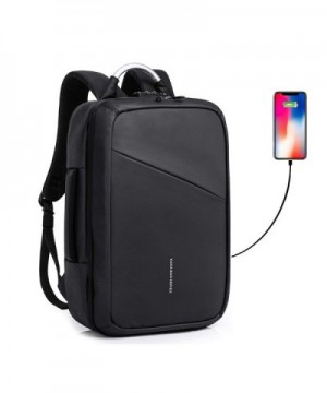 Nuheby Convertible Backpack Resistant Briefcase